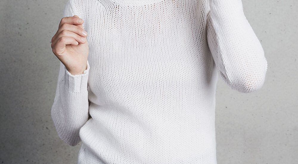 Incentive Cashmere - Rolli weiss