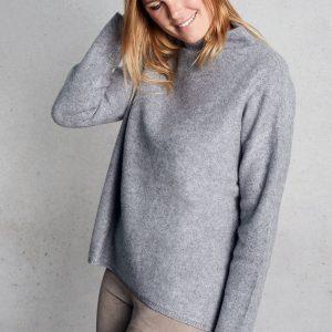 Incentive Cashmere - Sweater grau