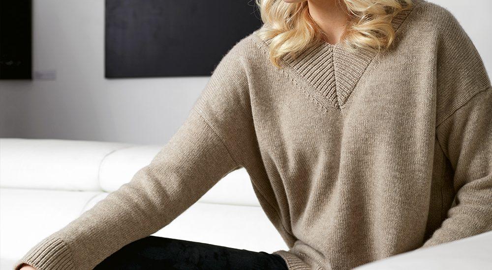 Incentive Cashmere Pullover Oglio 1