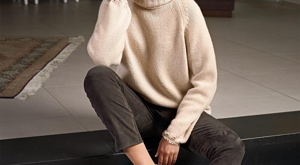 Incentive Cashmere Pullover Reno 19